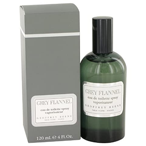 GREY FLANNEL by Geoffrey Beene Eau De Toilette Spray 4