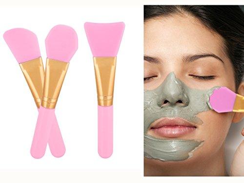Cepillos de Mascarilla Facial de Silicona,ARTIFUN...