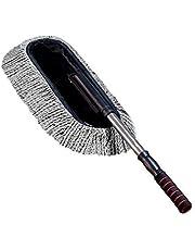 Tony Stark Microfiber Flexible Car Cleaning Duster Car Wash Dust Wax Mop Car Washing Brush