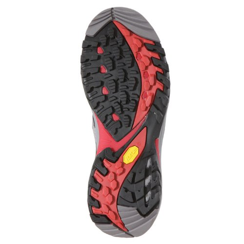 The North Face Chaussures Homme Hedgehog GTX XCR EU III Grey/Tnf Red