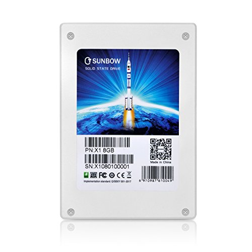 16-gb-festplatte (SunBow 2.5 '8GB 16GB 32GB Kleine Kapazität SSD Promotion 2,5-Zoll-SATA-II Interne Solid State Drive SSD für Desktop-PCs und MacPro Spiele Medical POS Industrie Tablet PC(8GB))
