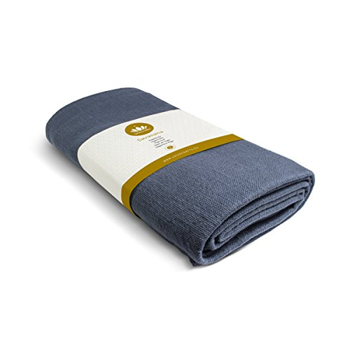 Lotuscrafts Manta Yoga Algodon Savasana [200 x 150 cm] - Resistente y Duradera - Manta Meditacion - Manta Yoga Relajacion - Yoga Blanket