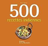 500 recettes indiennes...