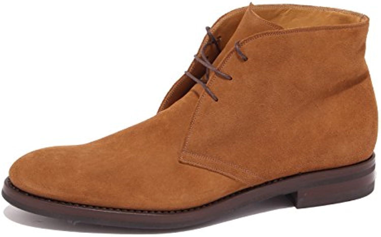 6269R polacchino uomo FRANCESCHETTI marrone chiaro shoe men
