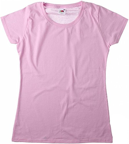 New Lady-Fit Valueweight T Light Pink