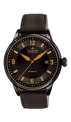Dugena Men's Automatic Watch Kappa 1automatic Analog Leather 7000303
