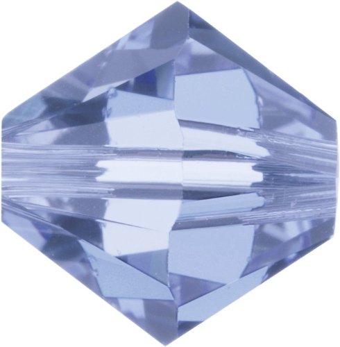Original Swarovski Elements Beads 5328 MM 4,0 - Olivine (228) ; Diameter in mm: 4.0 ; Packing Unit: 1440 pcs. Light Sapphire (211)
