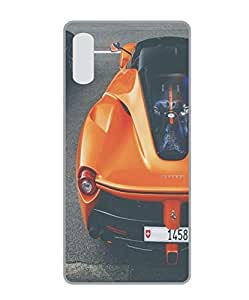 Techno Gadgets Back Cover for Panasonic Eluga L