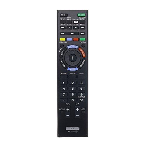 aurabeam rm-yd103Reemplazo TV Mando a Distancia para Sony Televisión (rmyd103/149276711/1-492-767-11)