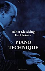 Walter Gieseking And Karl Leimer Piano Technique Pf (Dover Books On Music)
