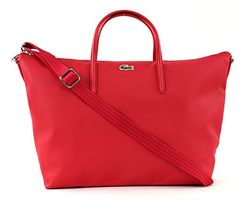 LacosteL1212 Concept - Borsa a tracolla Donna Rose (Rose Virtual Pink)