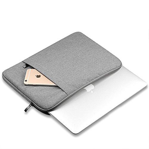 15 Zoll Laptophülle Notebook Hülle Tasche Laptop Schutzhülle Notebooktasche für Apple 2017 Neu 15 Zoll MacBook Pro Touch Bar und Touch ID/MacBook Pro mit Retina Display/Dell XPS 15