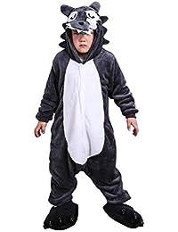 Disfraz Pijamas para Unisex Niños Animales de Vestuario