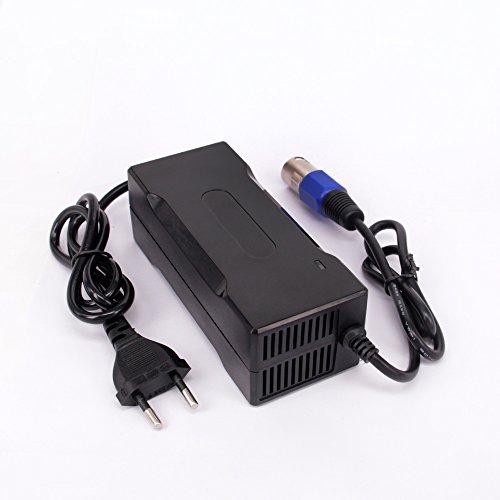 Generic 42V 3A inteligente cargador de batería para 36V batería de litio