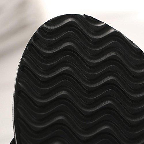 Holeider Unisex-Erwachsene Zehentrenner Size 39-43 Schwarz