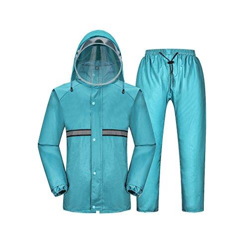 LAXF-Regenjacken Regenanzug (Regenjacke und Regenhose gebraucht kaufen  Wird an jeden Ort in Deutschland