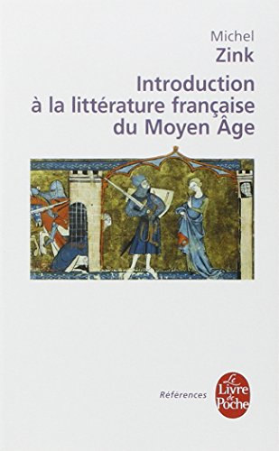Introduction a la litterature franaise du moyen-age