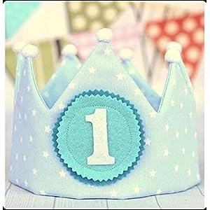 Stoffkrone für Geburtstage Kindergeschenke Kinderpartydekoration