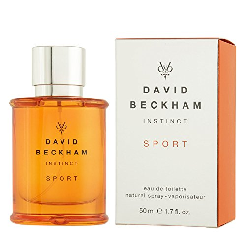 David Beckham Instinct Sport Eau de Toilette, 50 ml