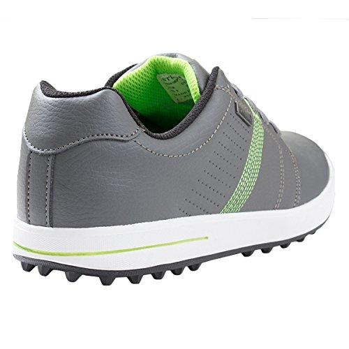 Stuburt 2017 Urban Grip Chaussures De Golf Pour Hommes, Sans Clous Gris