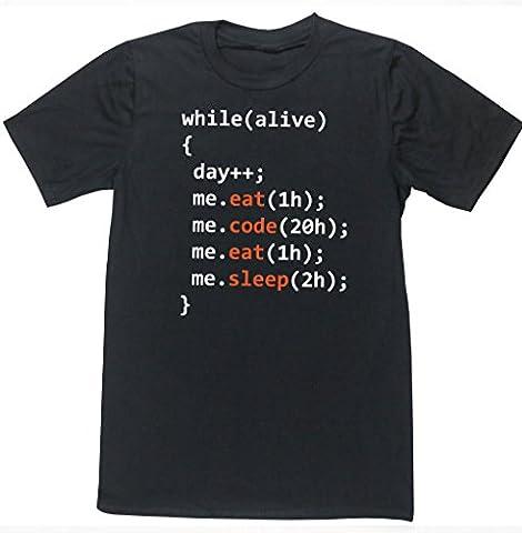 HippoWarehouse Day of programmer unisex short sleeve t-shirt