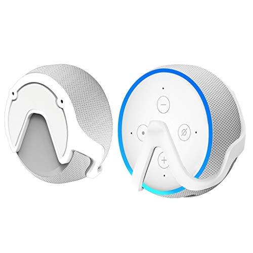 TAOtTAO Steckdosenständer Steckdosenhalter für Echo Dot 3rd Generation Drei Generationen von einfachen Wandhalterungen Geschenk (B)