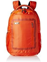 VIP Orange Laptop Backpack (LPBP4DE47ONG)