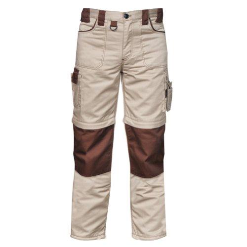 pantalone-multitasche-goodyear-in-poliestere-e-cotone-colore-khaki-e-marrone-taglia-2xl