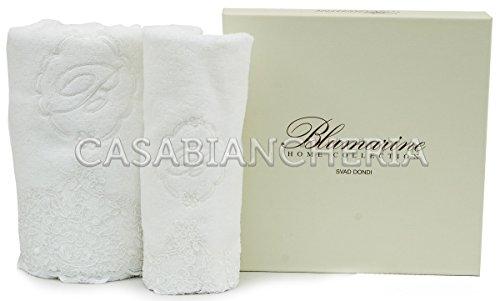 set-de-serviettes-blumarine-home-delis-blanc-