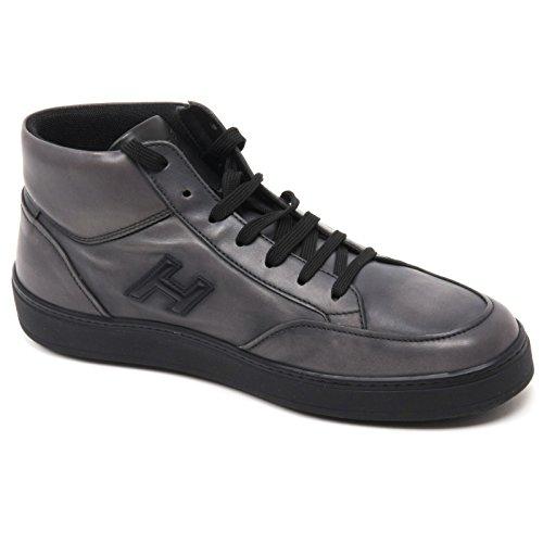 B7162 sneaker uomo HOGAN H302 DEMI BOOT scarpa grigio shoe man Grigio Venta Barata De Pago Con Paypal iY0FAf460A