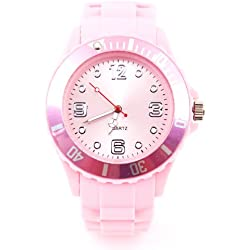 Silicone Watch Pink