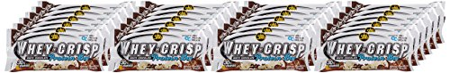 All Stars Whey-Crisp Bar, White Chocolate Cookie Crunch, 24er Pack (24 x 50 g) - 2