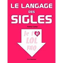 Le langage des sigles