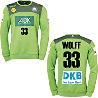 Puma kempa DHB Trikot Torwart Herren grün WM 2019 - Wolff 33