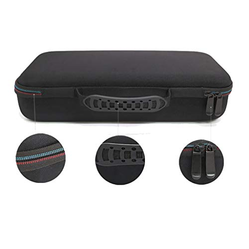 Spielzubehör,TwoCC Tasche für Tragekoffer Playstation Classic Mini Edition Konsole und Zubehör -