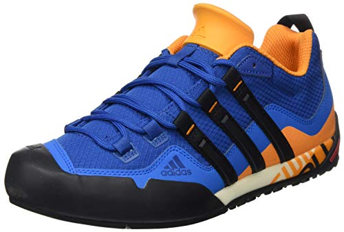 adidas Herren Terrex Swift Solo Sneaker, Blau (Blue Aq5296), 44 EU