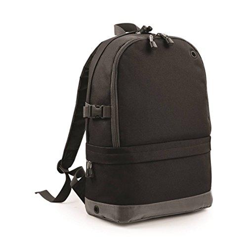 BagBase Sportschuh / Zubehör-Tasche Black