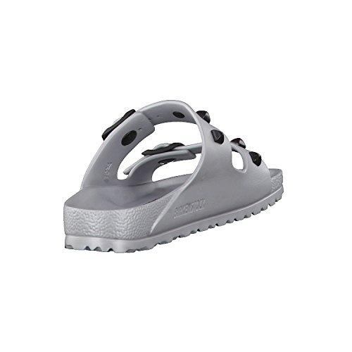 Birkenstock Damen Sandale Arizona EVA Studded Silver