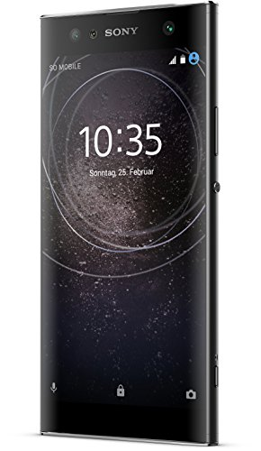Sony XPERIA XA2 Ultra Smartphone (15,2 cm (6 Zoll) Full HD Display, 32 GB Speicher, 4 GB RAM, Android 8.0) Schwarz - Deutsche Version