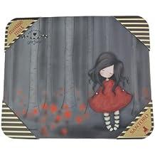 Gorjuss By Santoro 3628729031 - Gorjuss alfombrilla mouse poppy wood