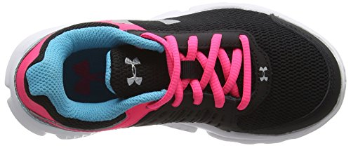 Under Armour Ua Gps Speed Swift, Chaussures de Running Compétition Fille Noir - Noir