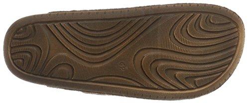s.Oliver 17101, Pantofole Uomo Marrone (Mocca)