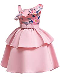 Aden Vestido de Princesa Patrón Impreso Fiesta de Boda Comunión de Fiesta Vestidos de Gala para