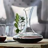 Krosno Wein-Dekanter Wein-Karaffe | 1500 ML | Set von 1 | Vinoteca Kollektion | Rotwein Dekantierer Dekantierkaraffe | Perfekt für zu Hause, Restaurants und Partys - 7