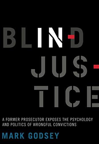 Blind Injustice por Mark Godsey
