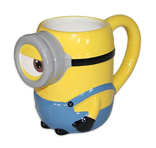 41DVjb2hIxL Minions Bob 3D Tasse mit Duftanhänger - Minions Tassen 3D - Produkttipp