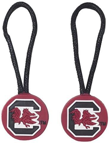 NCAA South Carolina Gamecocks ID/Zipper Pull