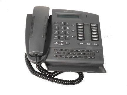Alcatel Telefon 4020 Premium Reflexes anthrazit - refurbished 12 Monate Gewährleistung!