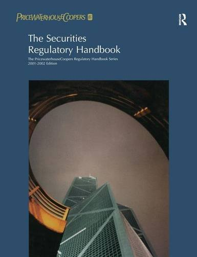 the-securities-regulatory-handbook-2000-2001-pricewaterhousecoopers-regulatory-handbooks