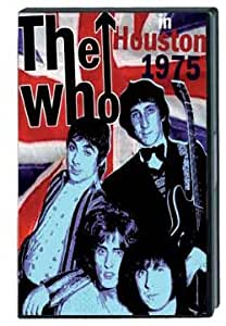 The Who - Live in Houston Texas, 1975 [DVD]